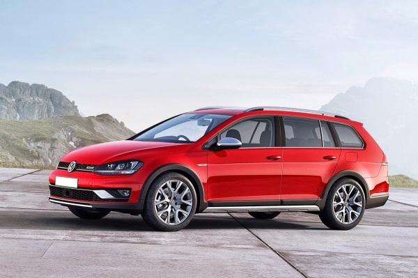 2016 VW Alltrack