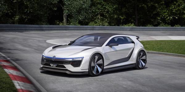 VW GTE Sport Plug-In Hybrid