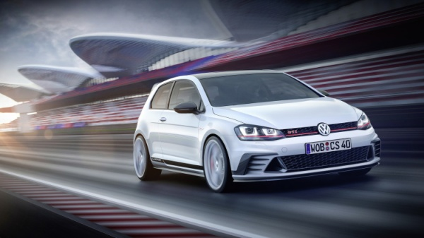 VW GTI Clubsport Concept