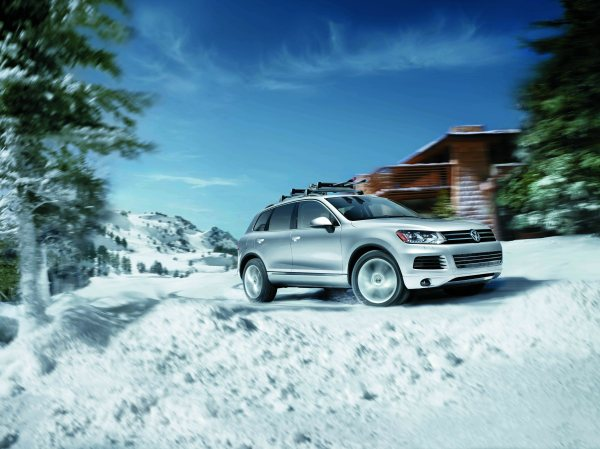 volkswagen snow tire