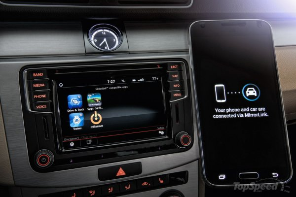 2016 VW android auto