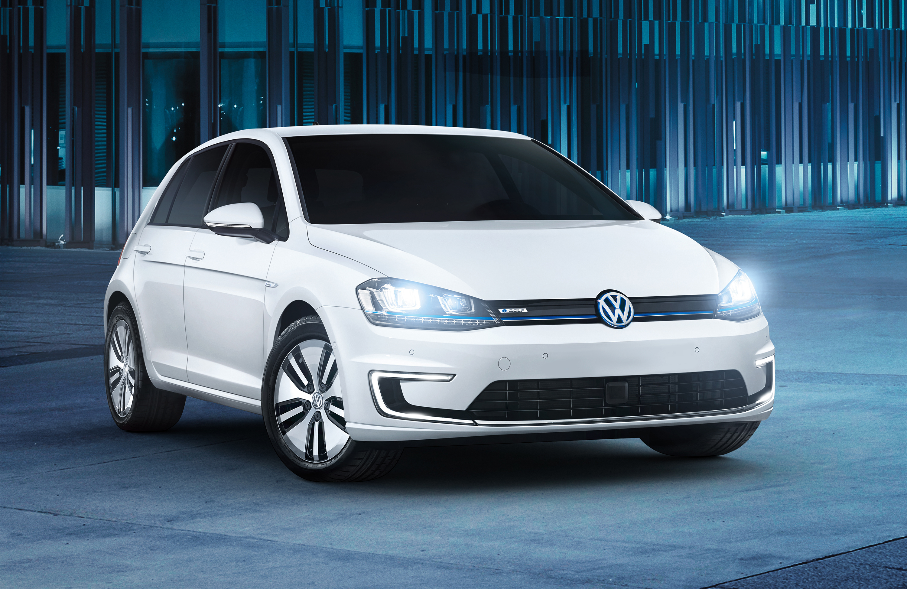 the next e golf will have an improved range bud brown volkswagen. Black Bedroom Furniture Sets. Home Design Ideas