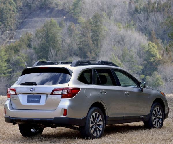 17 Subaru Outback